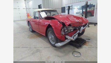 1964 Triumph TR4 for sale 101337776