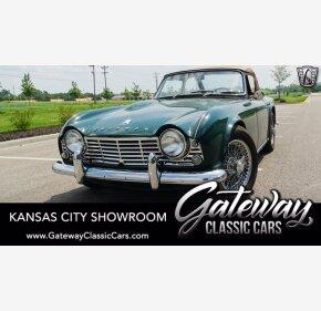 1964 Triumph TR4 for sale 101439203