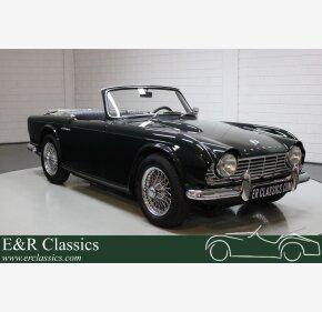 1964 Triumph TR4 for sale 101479568