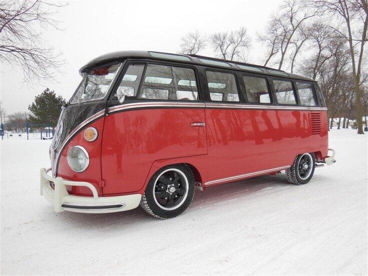 1964 Volkswagen Vans For Sale Near Spring Texas 77379 Classics On