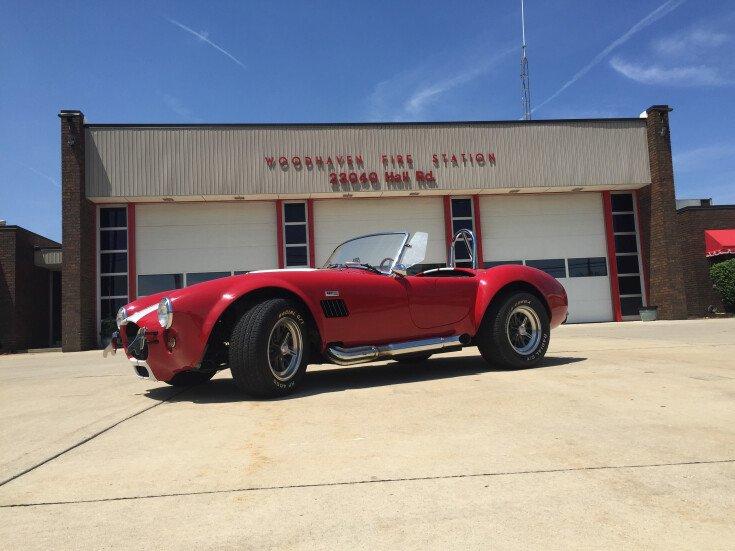 1965 AC Cobra-Replica for sale 101495510