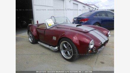 1965 AC Cobra for sale 101015012