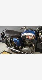 1965 BSA B40 for sale 200624773