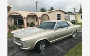 1965 Buick Riviera Coupe for sale 101371936