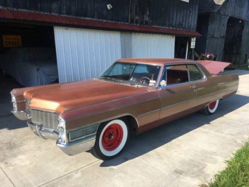 1965 Cadillac De Ville Classics For Sale Classics On Autotrader