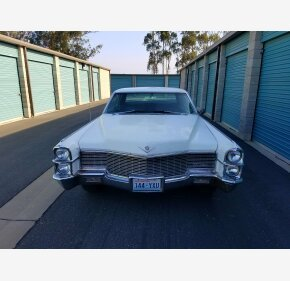 1965 Cadillac De Ville for sale 101009179