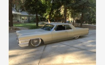 1965 Cadillac De Ville Coupe for sale 101406953