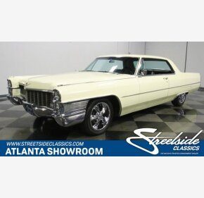 1965 Cadillac De Ville for sale 101443122