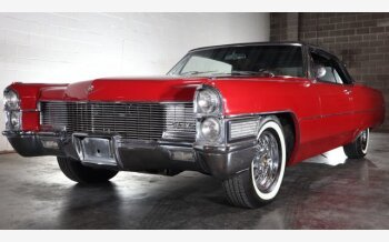 1965 Cadillac De Ville for sale 101446036