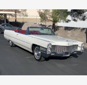 1965 Cadillac De Ville for sale 101457440