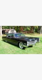 1965 Cadillac Fleetwood for sale 101225578