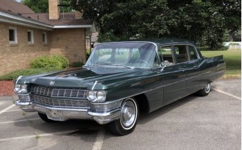 1965 Cadillac Fleetwood for sale 101548848