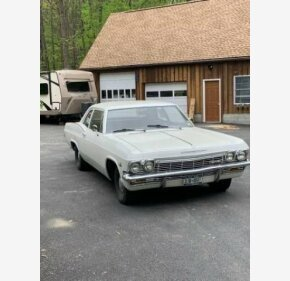 1965 Chevrolet Biscayne for sale 101223536