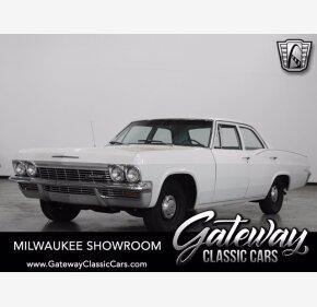 1965 Chevrolet Biscayne for sale 101434584