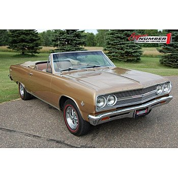 1965 Chevrolet Chevelle for sale 101008643