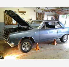 1965 Chevrolet Chevelle SS for sale 100894897