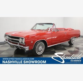 1965 Chevrolet Chevelle for sale 101016802