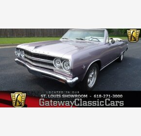 1965 Chevrolet Chevelle for sale 101020801