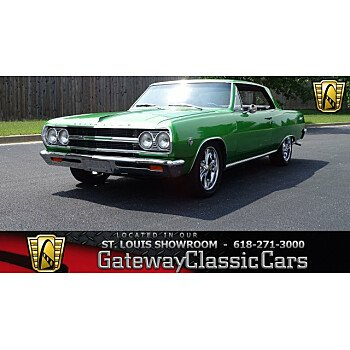 1965 Chevrolet Chevelle for sale 101020809