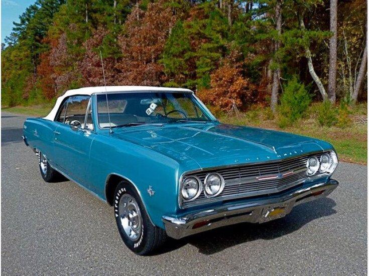1965 Chevrolet Chevelle for sale 101271221