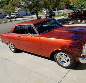 1965 Chevrolet Chevy II for sale 101063646