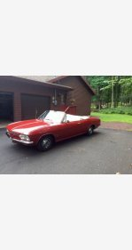 1965 Chevrolet Corvair Monza Convertible for sale 101021939