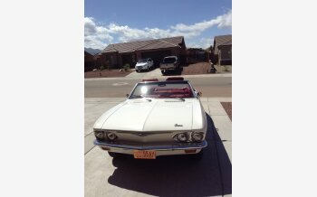 1965 Chevrolet Corvair Monza Convertible for sale 101219082