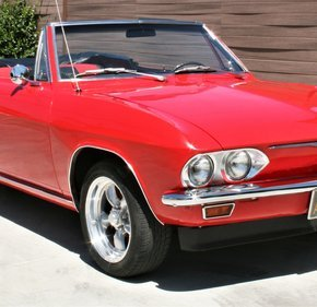 1965 Chevrolet Corvair Monza Convertible for sale 101361733
