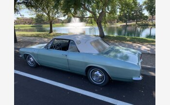 1965 Chevrolet Corvair Monza Convertible for sale 101608452