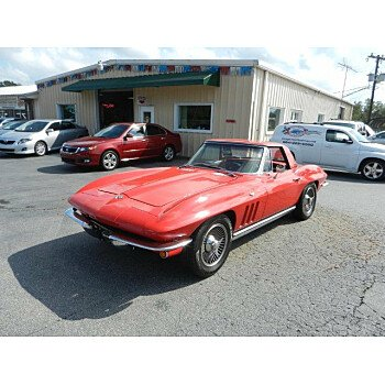 1965 Chevrolet Corvette Convertible for sale 100962852