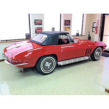 1965 Chevrolet Corvette Convertible for sale 100989684