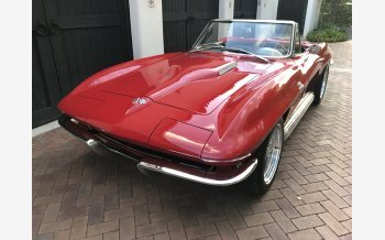 1965 Chevrolet Corvette Convertible for sale 101052937