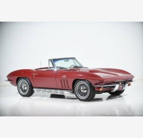 1965 Chevrolet Corvette for sale 101062678