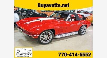 1965 Chevrolet Corvette for sale 101099011