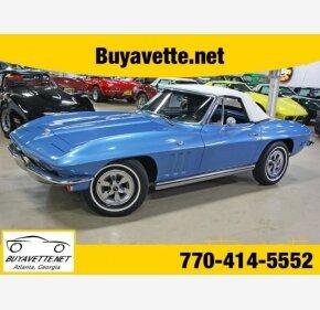 1965 Chevrolet Corvette for sale 101099014
