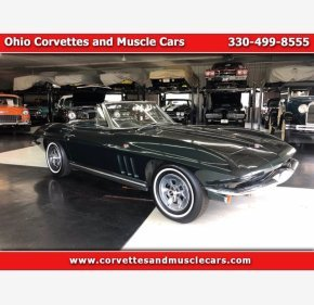 1965 Chevrolet Corvette Convertible for sale 101281149