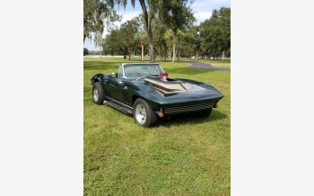 1965 Chevrolet Corvette Convertible for sale 101438262