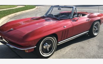 1965 Chevrolet Corvette Convertible for sale 101482428