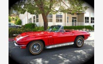 1965 Chevrolet Corvette Convertible for sale 101526279