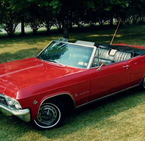 1965 Chevrolet Impala Coupe for sale 101175221