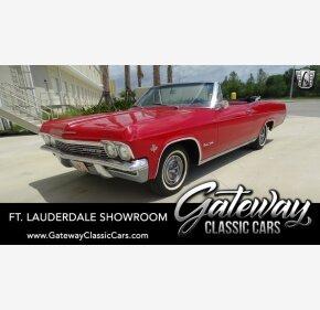 1965 Chevrolet Impala for sale 101331216