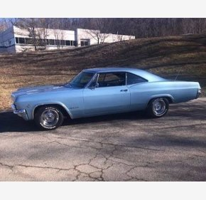 1965 Chevrolet Impala Coupe for sale 101443209