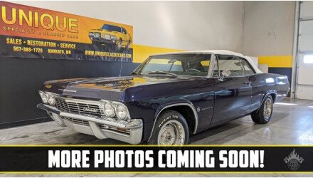 1965 Chevrolet Impala Convertible for sale 101465991