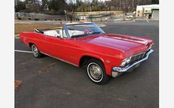 1965 Chevrolet Impala Convertible for sale 101533456