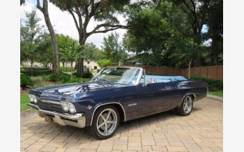 1965 Chevrolet Impala SS for sale 101555997