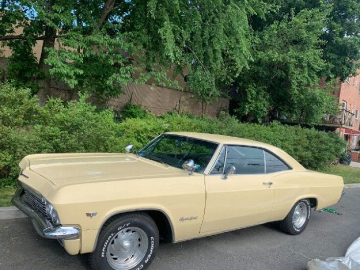 1965 Chevrolet Impala SS for sale 101584611