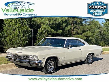 1965 Chevrolet Impala Coupe for sale 101595247