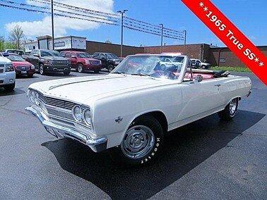 1965 Chevrolet Malibu for sale 100944180