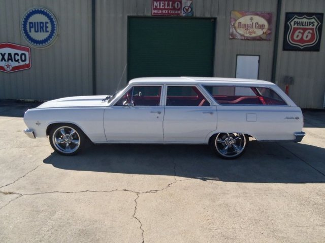 1965 Chevrolet Malibu Classics For Sale Classics On Autotrader