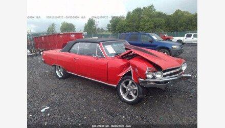 1965 Chevrolet Malibu for sale 101337293
